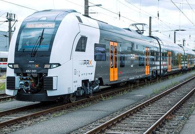 Kennst du? Heute: Der neue Rhein-Ruhr-Express