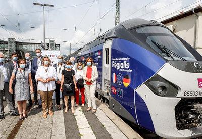 Grenzüberschreitender Nahverkehr lässt Regionen zusammenwachsen