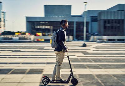 New Mobility – Nachhaltig unterwegs