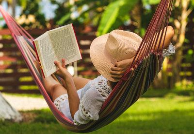 Lesetipps für entspannte Tage