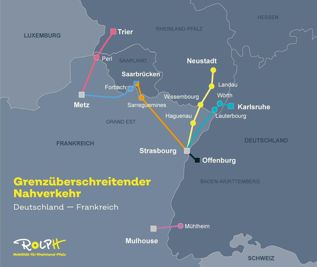 Deutsch-Französischer Bahn-Regionalverkehr